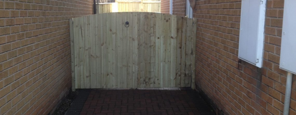 New or Replacement Gates