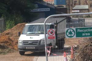 Birstall Tree Services Biomass