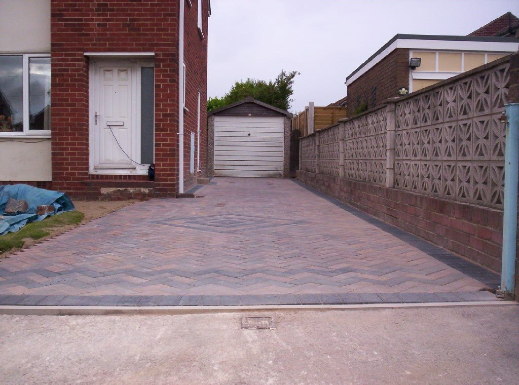 Block Paving by Birstall Tree Services