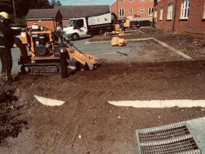 Birstall Tree Services - Stump Grinding